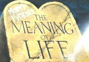 Sinn des Lebens - The Meaning of Life
